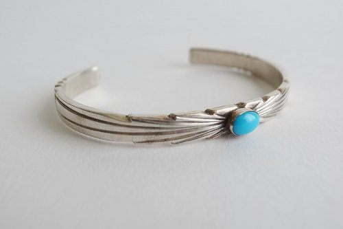 Navajo Bangle<br>Ray Bennett