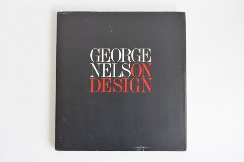 GEORGE NELSON<br>ON DESIGN