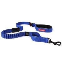 犬用リード <EZY DOG (イージードッグ)> ゼロショック120cm (ブルー)