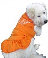 犬服 ドッグフリル COOL My angel 【2.5Lサイズ(大型犬)】 メール便送料無料(代金引換別途送料600円〜)