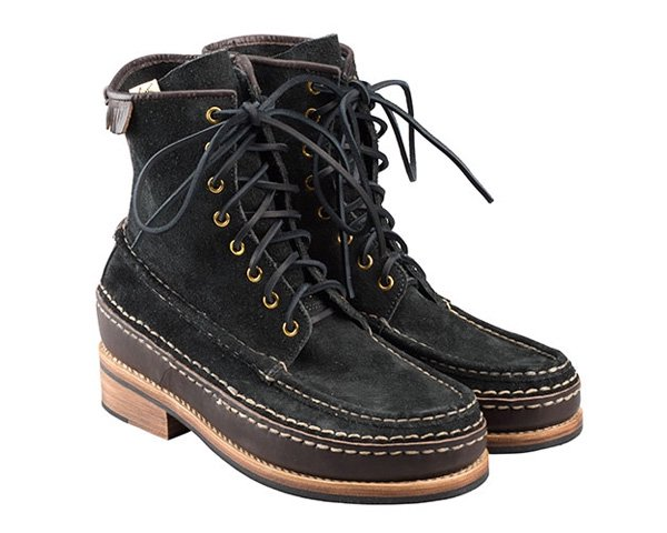 <img class='new_mark_img1' src='//img.shop-pro.jp/img/new/icons1.gif' style='border:none;display:inline;margin:0px;padding:0px;width:auto;' />[visvim] GRIZZLY BOOTS HI-FOLK(BISON)
