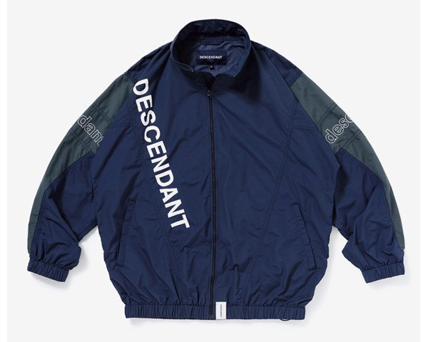 [DESCENDANT]TERRACE NYLON JACKET