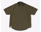 <img class='new_mark_img1' src='//img.shop-pro.jp/img/new/icons1.gif' style='border:none;display:inline;margin:0px;padding:0px;width:auto;' />[DESCENDANT]SMOCK PULLOVER SS SHIRT