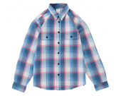 <img class='new_mark_img1' src='//img.shop-pro.jp/img/new/icons1.gif' style='border:none;display:inline;margin:0px;padding:0px;width:auto;' />[visvim]HANDYMAN SHIRT L/S (CHECK)