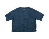 <img class='new_mark_img1' src='//img.shop-pro.jp/img/new/icons50.gif' style='border:none;display:inline;margin:0px;padding:0px;width:auto;' />[PORTER CLASSIC] LINEN BASEBALL SHIRT