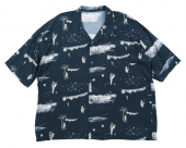 <img class='new_mark_img1' src='//img.shop-pro.jp/img/new/icons50.gif' style='border:none;display:inline;margin:0px;padding:0px;width:auto;' />[PORTER CLASSIC] BON DANCE ALOHA SHIRT