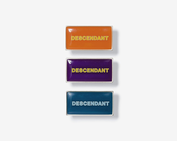 [DESCENDANT]BOX PINS