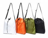 <img class='new_mark_img1' src='//img.shop-pro.jp/img/new/icons1.gif' style='border:none;display:inline;margin:0px;padding:0px;width:auto;' />[hobo] POLYESTER RIPSTOP DRAWSTRING SHOULDER BAG