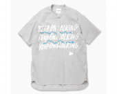 <img class='new_mark_img1' src='//img.shop-pro.jp/img/new/icons1.gif' style='border:none;display:inline;margin:0px;padding:0px;width:auto;' />[and wander] typography printed pullover shirt