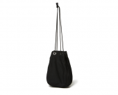 [hobo] Cotton Twill Drawstring Bag Small