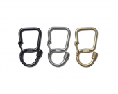 <img class='new_mark_img1' src='//img.shop-pro.jp/img/new/icons1.gif' style='border:none;display:inline;margin:0px;padding:0px;width:auto;' />[hobo]Brass Carabiner Key Ring