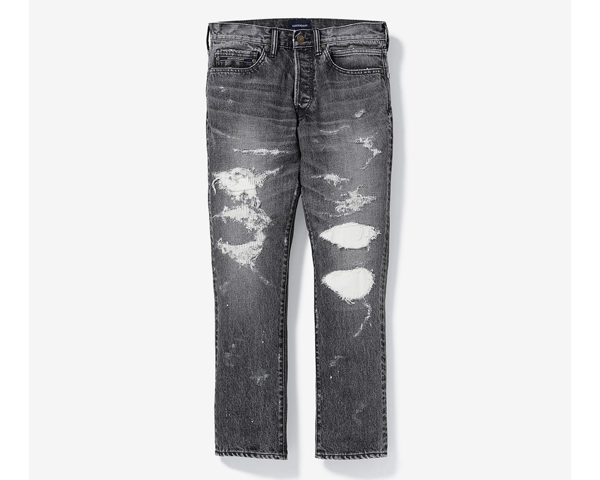 [DESCENDANT]DIN-4 02 TRASH JEANS