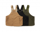 <img class='new_mark_img1' src='//img.shop-pro.jp/img/new/icons1.gif' style='border:none;display:inline;margin:0px;padding:0px;width:auto;' />[hobo] Cotton Twill Gardener Vest by LAND & B.C.