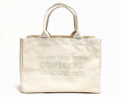 [COW BOOKS]Container Small (Natural×Ivory)