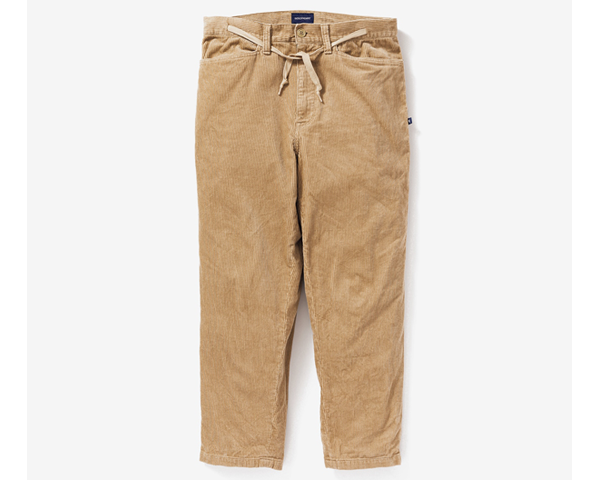 <img class='new_mark_img1' src='//img.shop-pro.jp/img/new/icons50.gif' style='border:none;display:inline;margin:0px;padding:0px;width:auto;' />[DESCENDANT]DC-6 CORDUROY TROUSERS