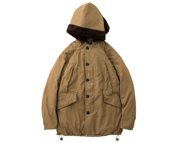 <img class='new_mark_img1' src='//img.shop-pro.jp/img/new/icons50.gif' style='border:none;display:inline;margin:0px;padding:0px;width:auto;' />[visvim] WRIGHT FIELD PARKA