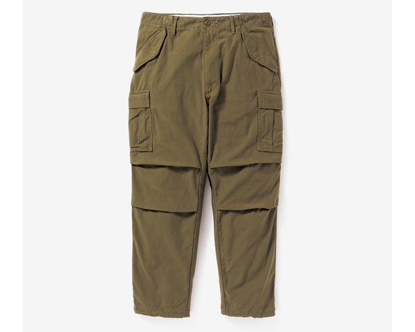<img class='new_mark_img1' src='https://img.shop-pro.jp/img/new/icons50.gif' style='border:none;display:inline;margin:0px;padding:0px;width:auto;' />[DESCENDANT] D-65M SATIN TROUSERS
