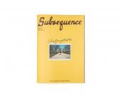 [visvim] Subsequence Magazine Vol.2