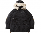 <img class='new_mark_img1' src='//img.shop-pro.jp/img/new/icons1.gif' style='border:none;display:inline;margin:0px;padding:0px;width:auto;' />[visvim] VALDEZ COAT COLLAGE -BLACK-