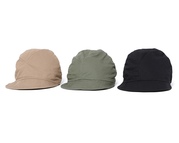 [hobo] Cotton Twill Gardener Cap