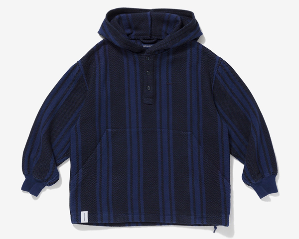 <img class='new_mark_img1' src='https://img.shop-pro.jp/img/new/icons50.gif' style='border:none;display:inline;margin:0px;padding:0px;width:auto;' />[DESCENDANT] BAJA HOODED LS SHIRT
