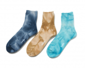 <img class='new_mark_img1' src='//img.shop-pro.jp/img/new/icons1.gif' style='border:none;display:inline;margin:0px;padding:0px;width:auto;' />[hobo] TIE DYE COTTON ANKLE SOCKS