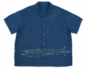 <img class='new_mark_img1' src='//img.shop-pro.jp/img/new/icons1.gif' style='border:none;display:inline;margin:0px;padding:0px;width:auto;' />[PORTER CLASSIC] HONOLULU MOON NIGHT ALOHA SHIRT
