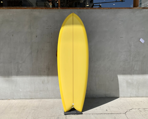 <img class='new_mark_img1' src='https://img.shop-pro.jp/img/new/icons1.gif' style='border:none;display:inline;margin:0px;padding:0px;width:auto;' />[TUDOR SURFBOARDS] Fresh Fish 5'4