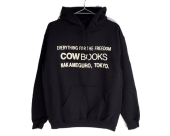 <img class='new_mark_img1' src='https://img.shop-pro.jp/img/new/icons50.gif' style='border:none;display:inline;margin:0px;padding:0px;width:auto;' />[COW BOOKS] Book Vendor hoodie