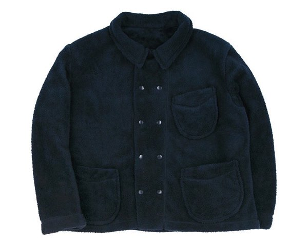 <img class='new_mark_img1' src='https://img.shop-pro.jp/img/new/icons50.gif' style='border:none;display:inline;margin:0px;padding:0px;width:auto;' />[PORTER CLASSIC] FLEECE FRENCH JACKET