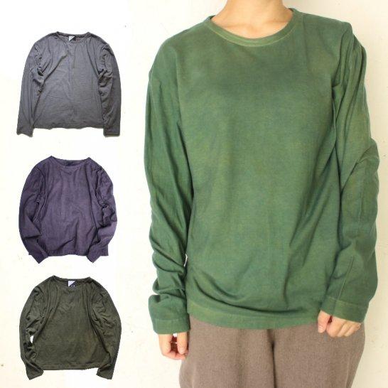 草木を纏う完熟Tシャツ《レディース長袖》/23カラー