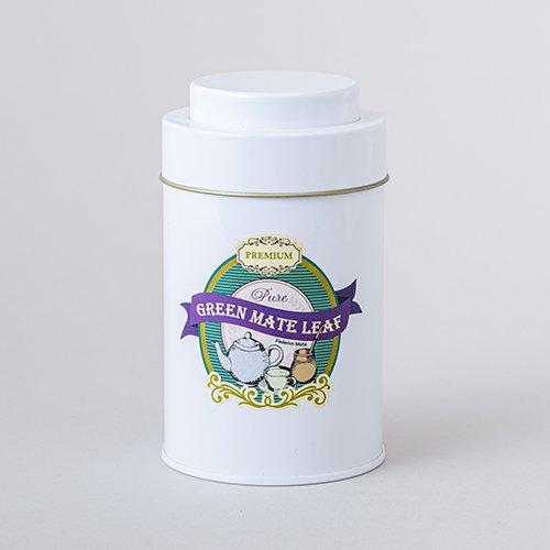 プレミアム グリーンマテ茶 ピュアリーフ 100g缶