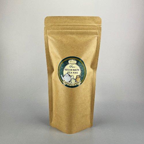 プレミアム オーガニックグリーンマテ茶 ピュアティーバッグ