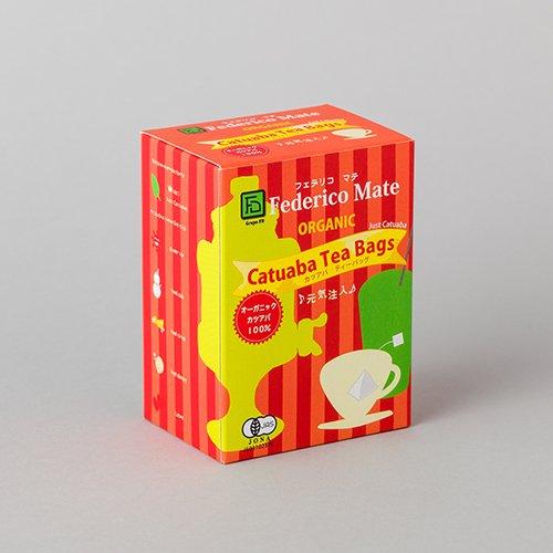 オーガニックカツアバ茶 カツアバティーバッグ