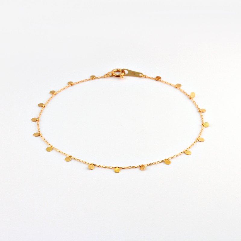 Lilypad Bracelet K18