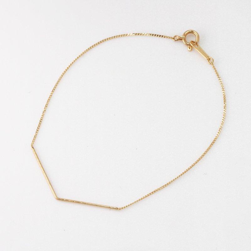 Twiggy Bracelet K18