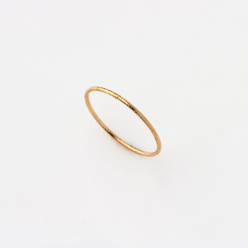 Twiggy Ring K18