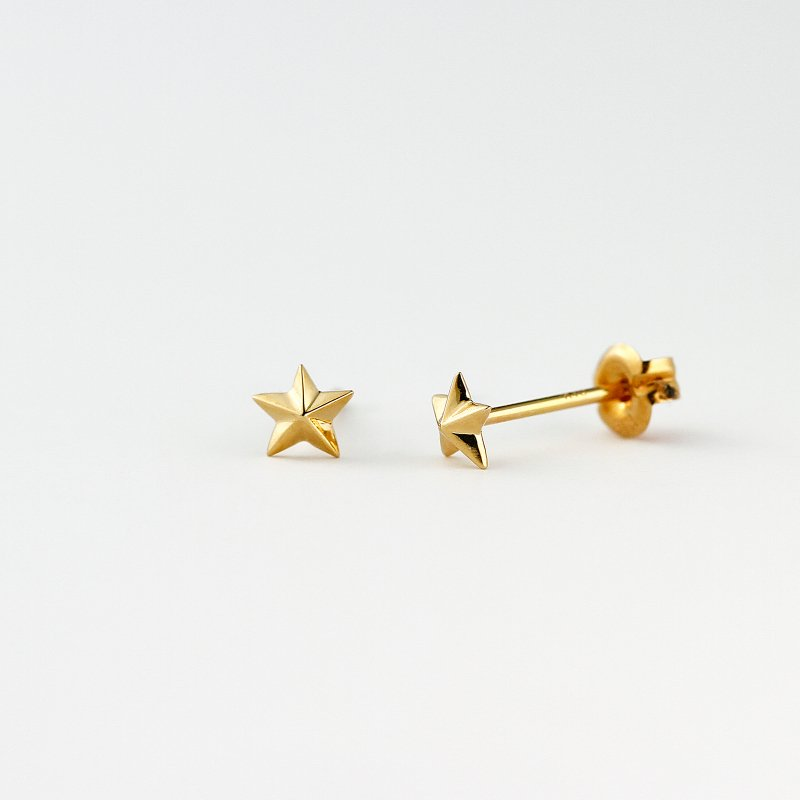 Star Pierce Little K18