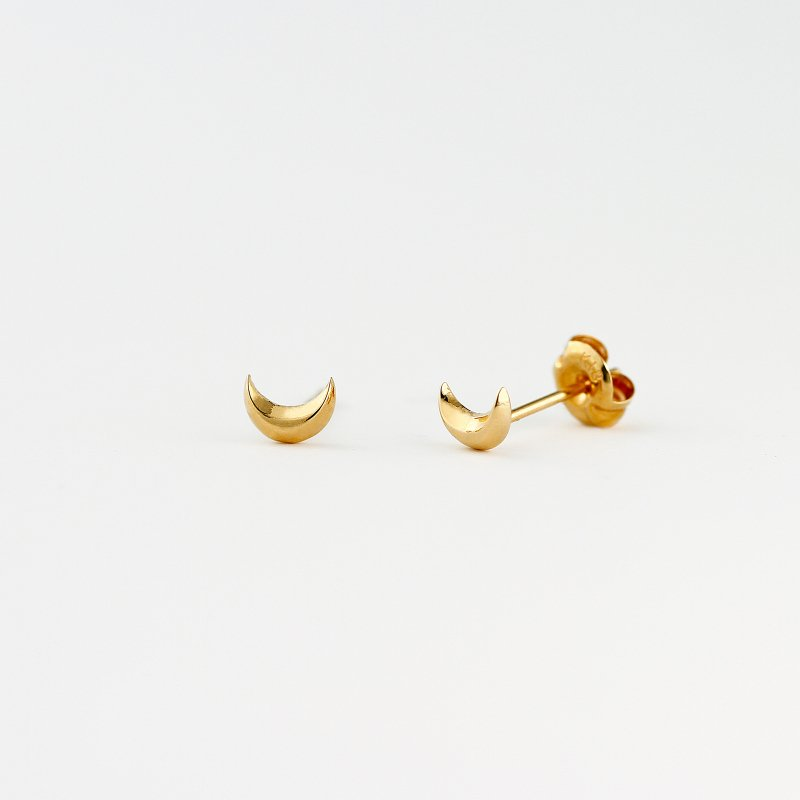 Moon Pierce Little K18