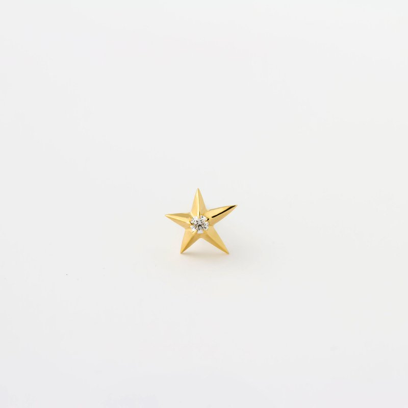 Star light Diamond Pierce S K18