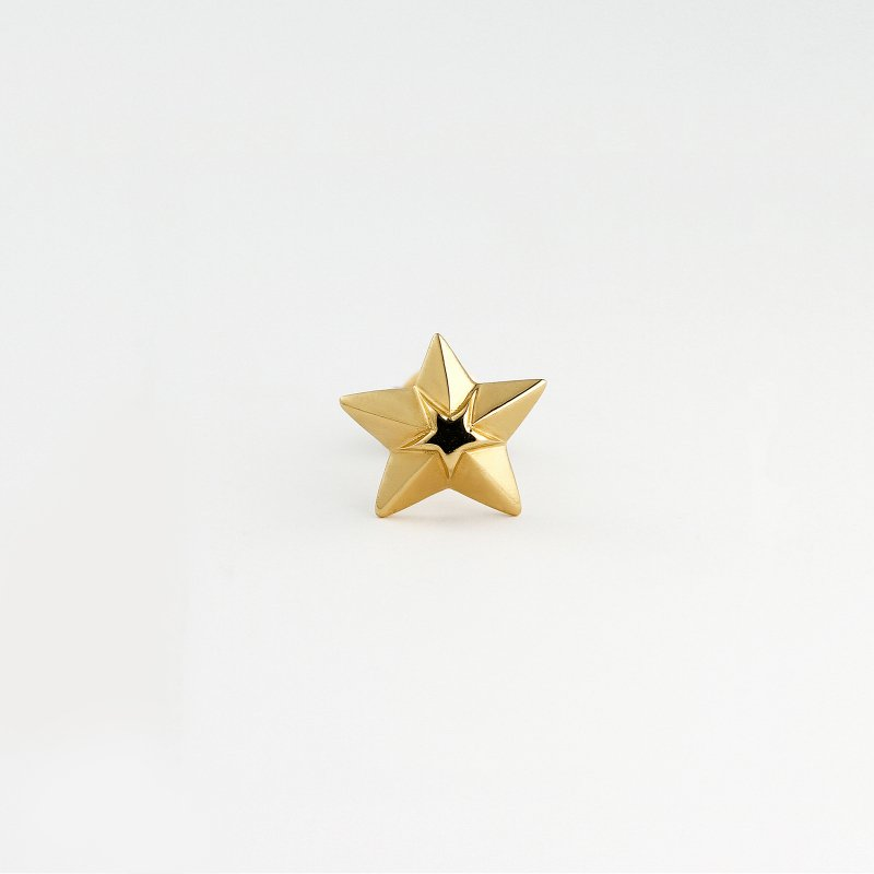 First Star Pierce  K18