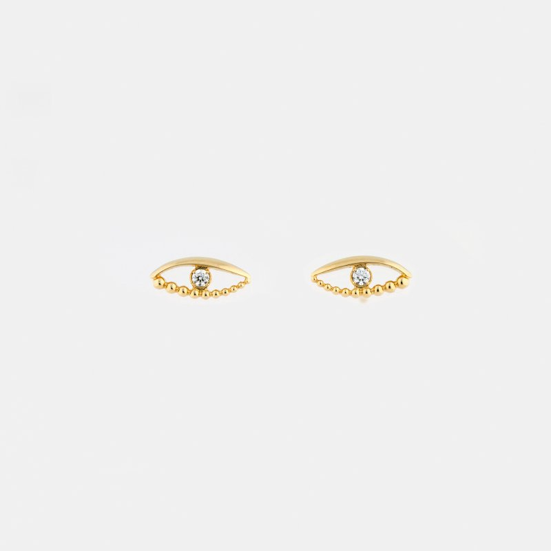 Phoenix Eye Diamond Pierce S K18