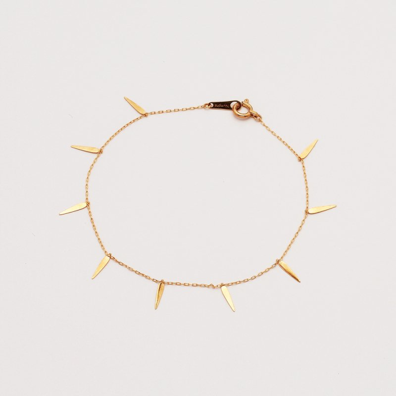 Algues Bracelet K18<img class='new_mark_img2' src='https://img.shop-pro.jp/img/new/icons8.gif' style='border:none;display:inline;margin:0px;padding:0px;width:auto;' />