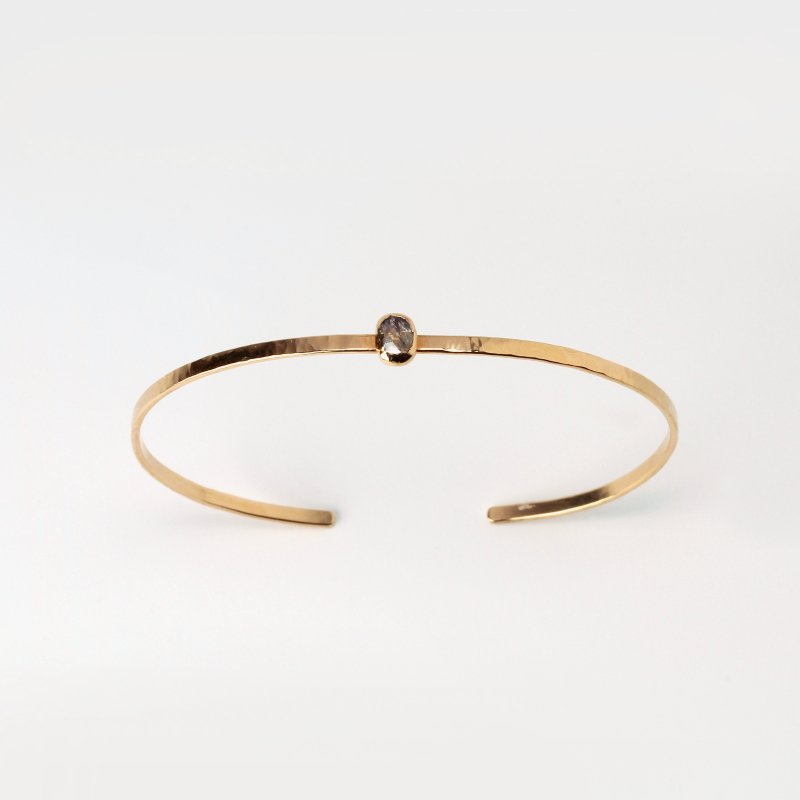 Bangle Diamond K18