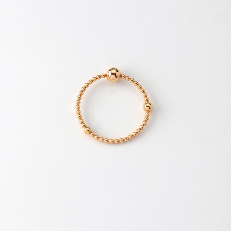 Orbit Ring �  K18