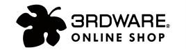 3RDWARE(サードウェア) ONLINE SHOP