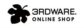 3RDWARE(サードウェア) ONLINE SHOP