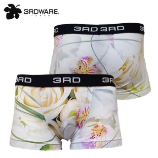 BIONIC PLANTS×3RDWARE WHITE FLOWER
