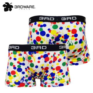 GRAVYSOURCE×3RDWARE SPLASH ボクサーパンツ