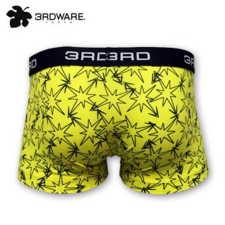 TEARS OF SWAN×3RD WARE-LOGO TEXTILE-BOXER SHORTS